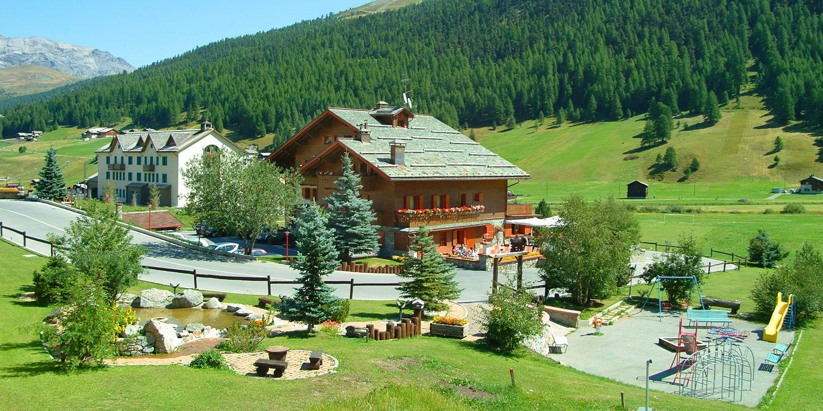 Photo Hotel Paradiso in Livigno